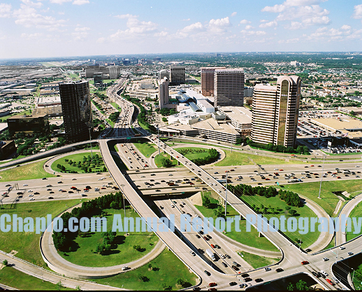 ANNUAL REPORT AERIAL Photographer Corporate Report Aerial Helicopter Photography Dallas, Texas, TX by Chaplo.com