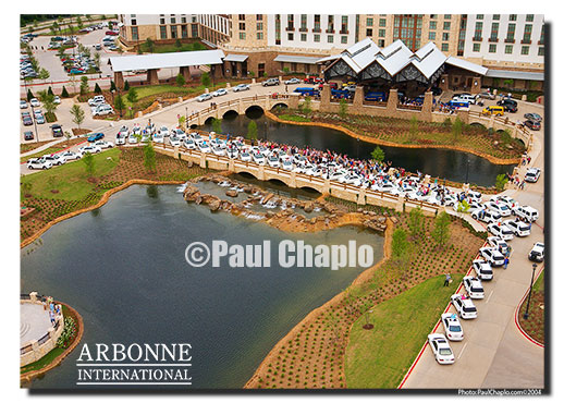Mercedes Dallas Aerial Photography Dallas Helicopter Photographer Gaylord Texan Grapevine TX Digital Photo