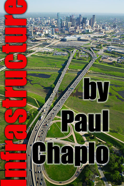 Trinity River Development Project Dallas Texas TX Aerial Photography by Paul Chaplo Photographer Dallas Infrastructure Transportation Roadways Bridges Viaduct I-35 annual report photography AR photographer style Dallas Texas TX Style Motion Action Shipping Transportation Road toll expressway Truck Bridges trucking Tollroads railroad trestle Cement Steel